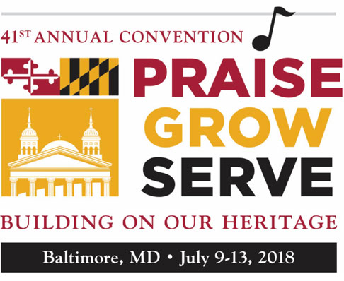 41st Annual Convention Praise Grow Serve Building on our Heritage