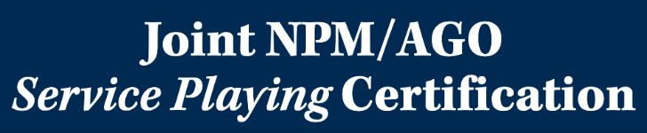 Joint AGO NPM SPC button